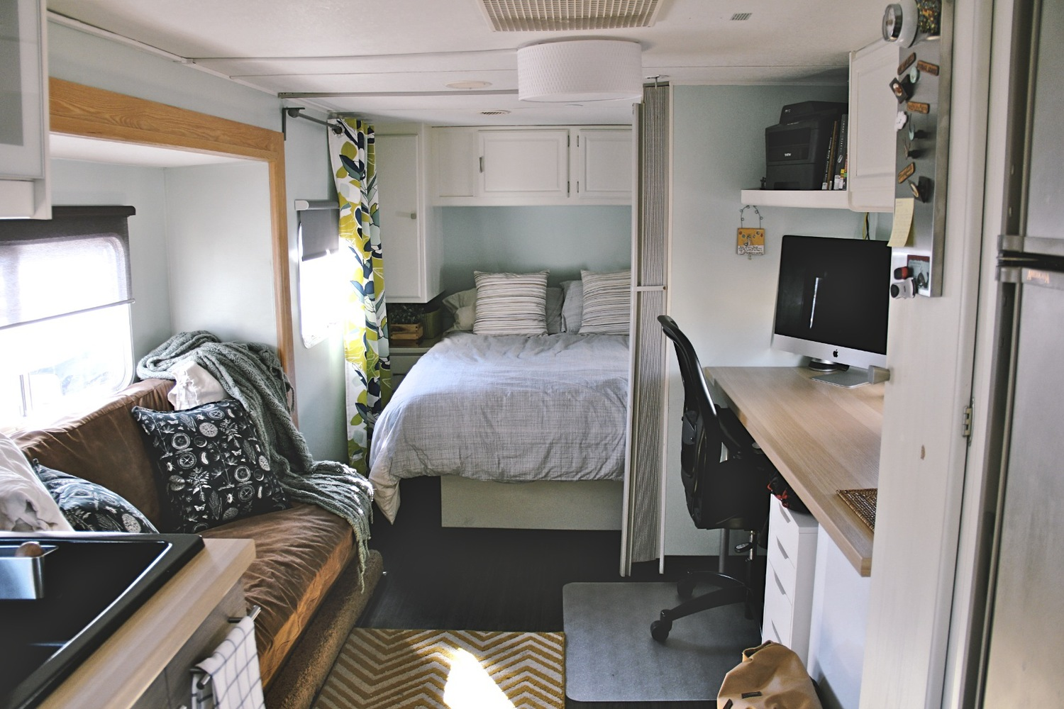 travel trailer remodel 9