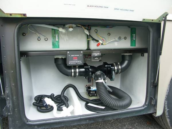 Rv Water Storage Tanks