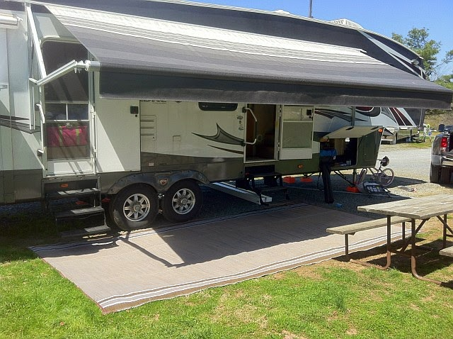RV Mats Read This Before Buying an RV Patio Mat