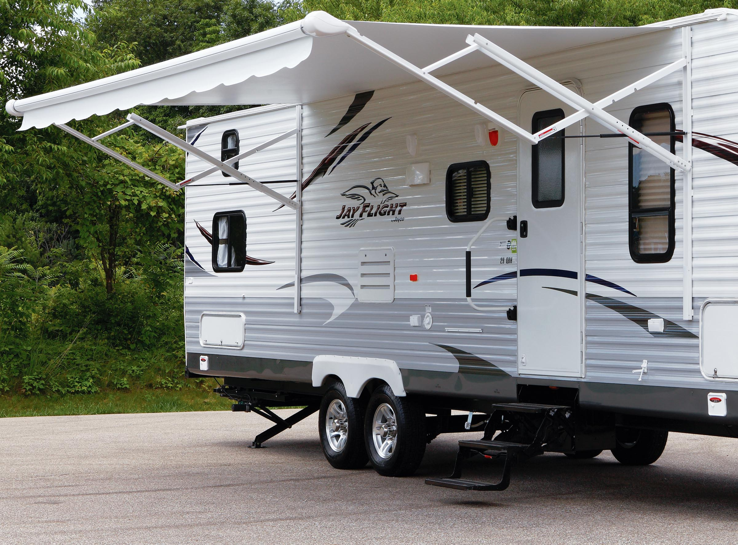 Rv Shade Canopy : Tips for keeping your rv awnings in top shape